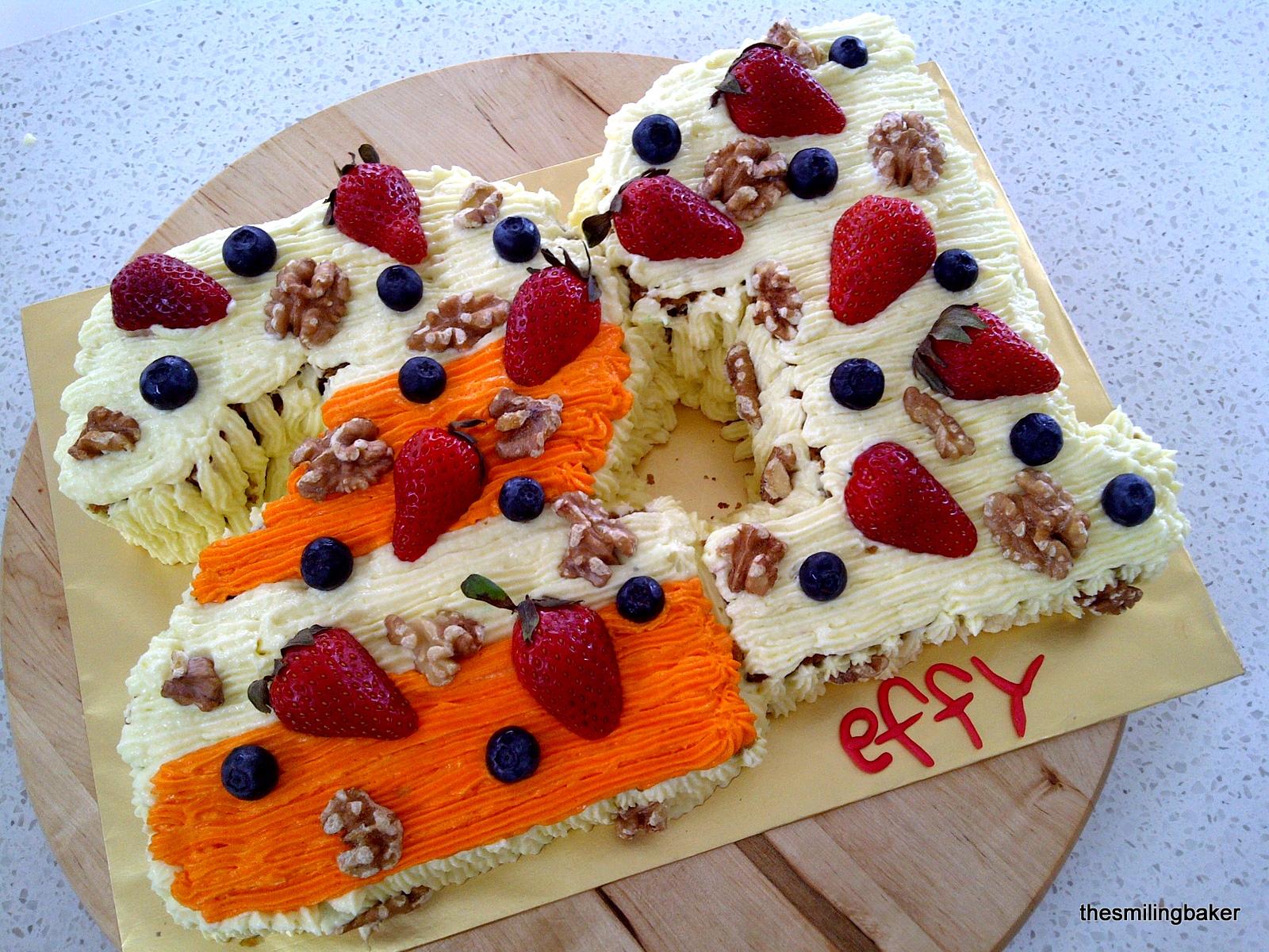 Key Shaped Cake