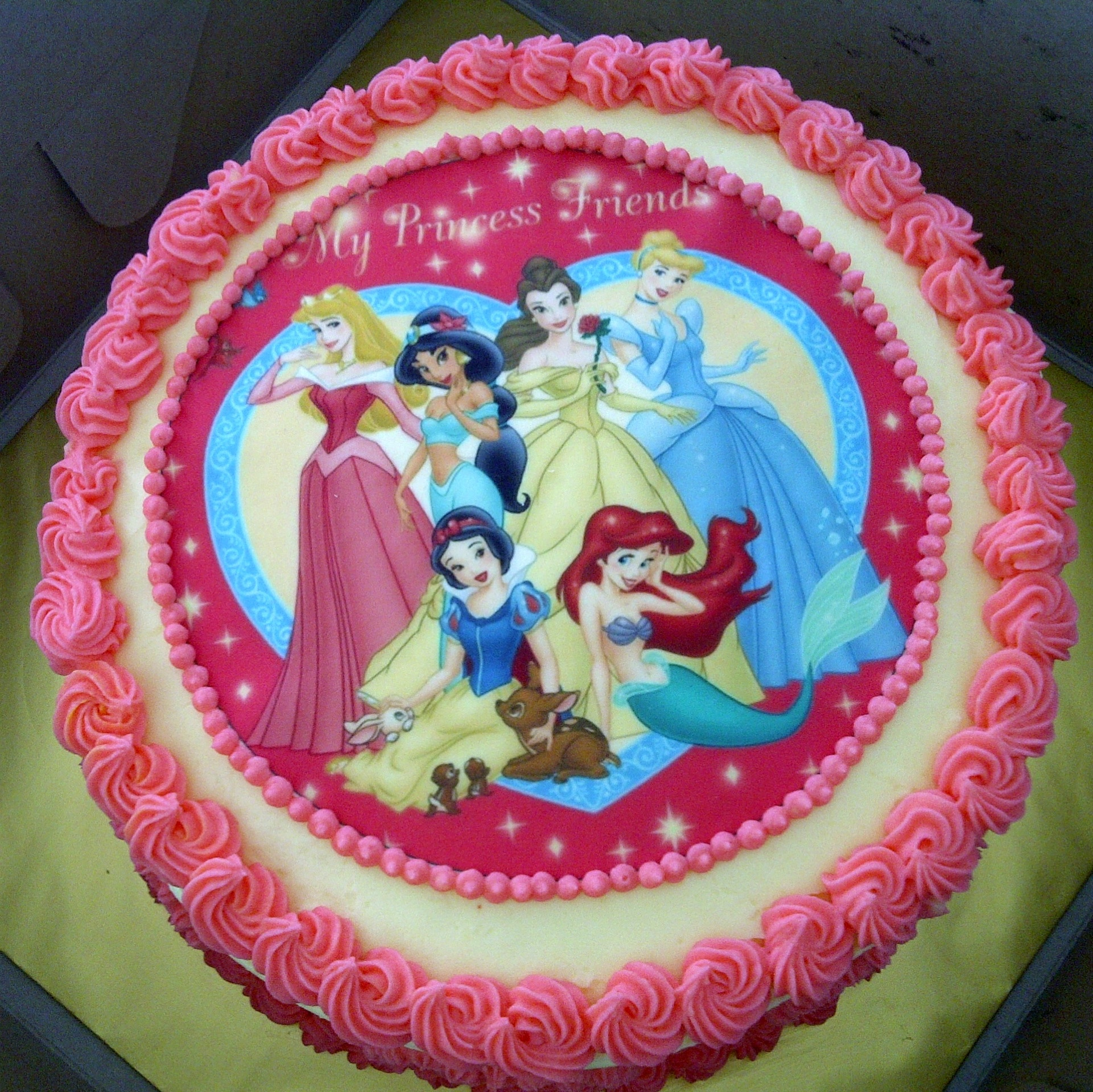 Vintage Rainbow Cake Decoration Edible : edible image: boboiboy