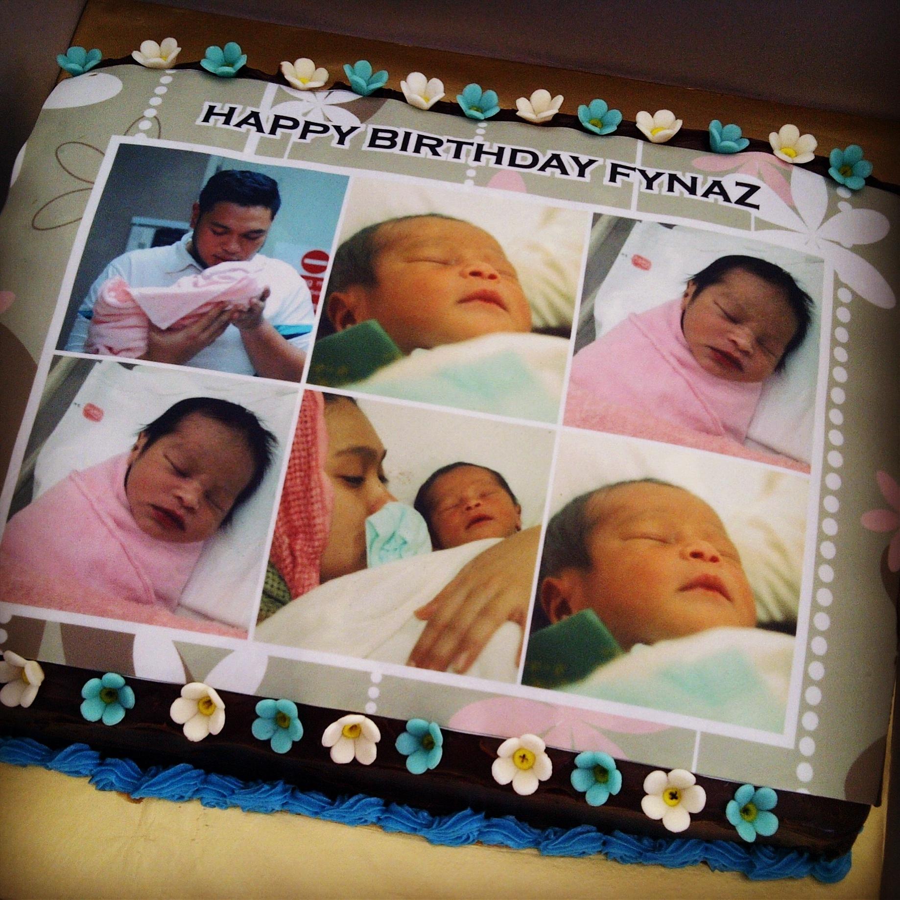 Happy Birthday Fynas